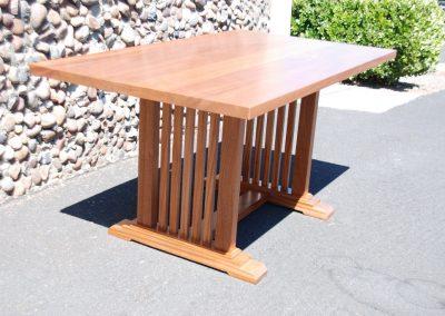 Rectangular Wood Table