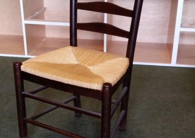 chair classic ladder back