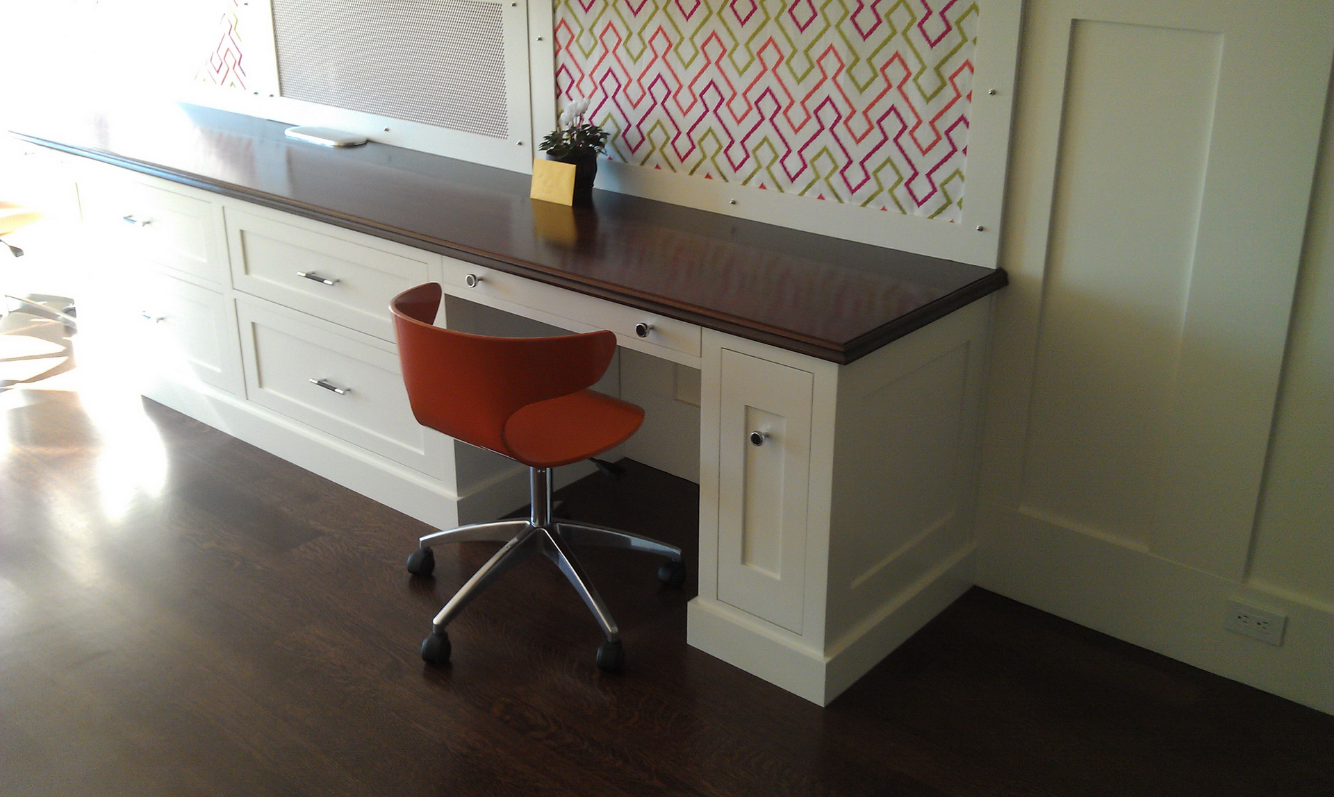 Home Office Chair and Table