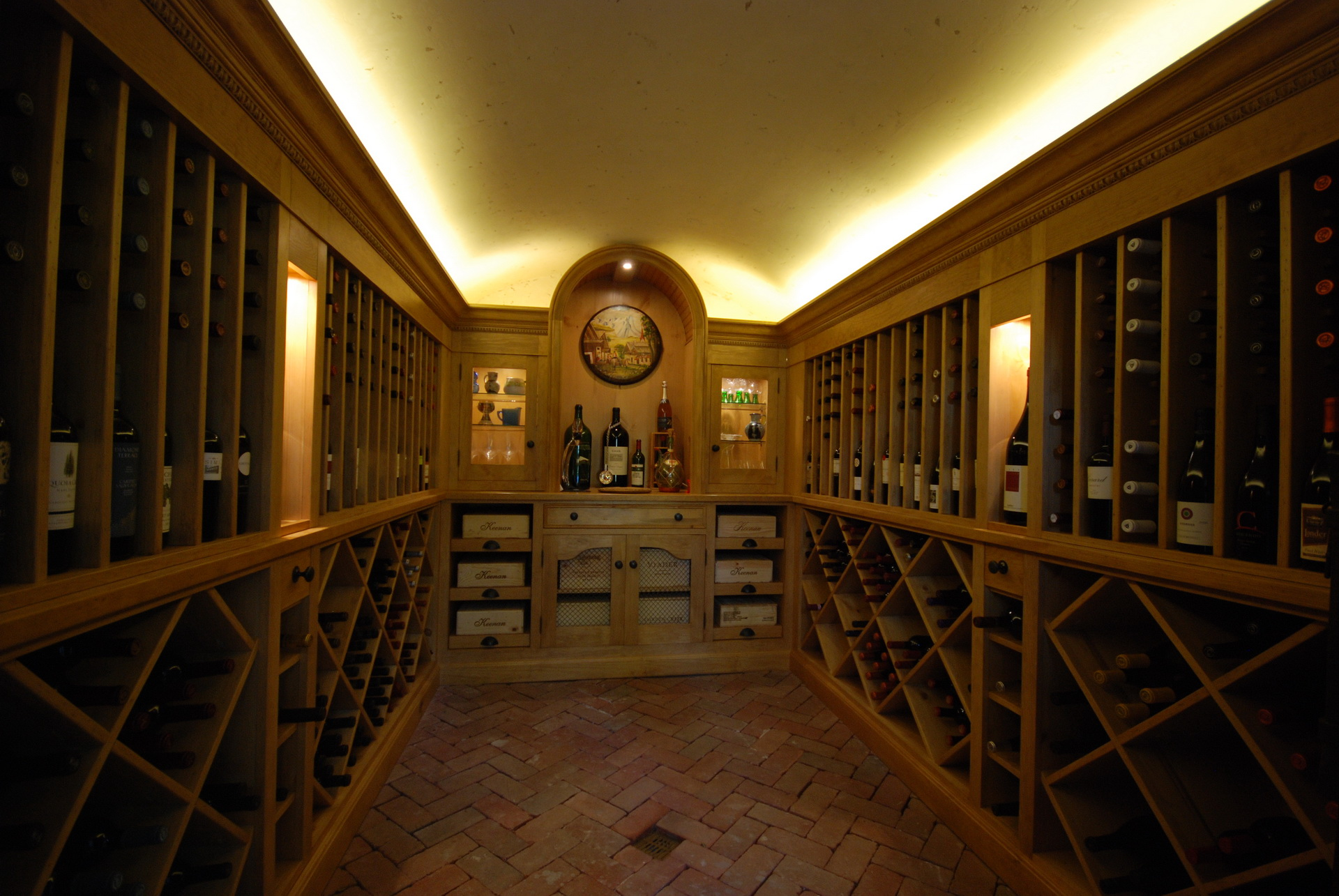 Wine Storage Room