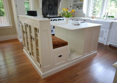 Donnas Kitchen island